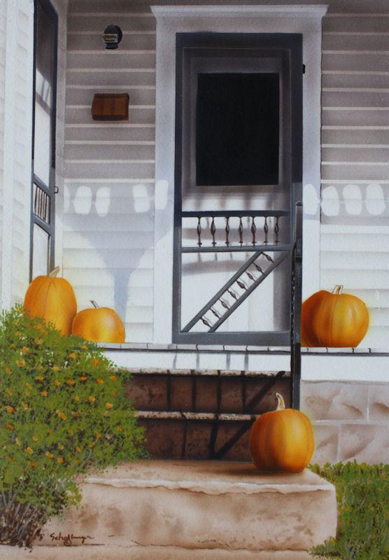 Harvest Porch
