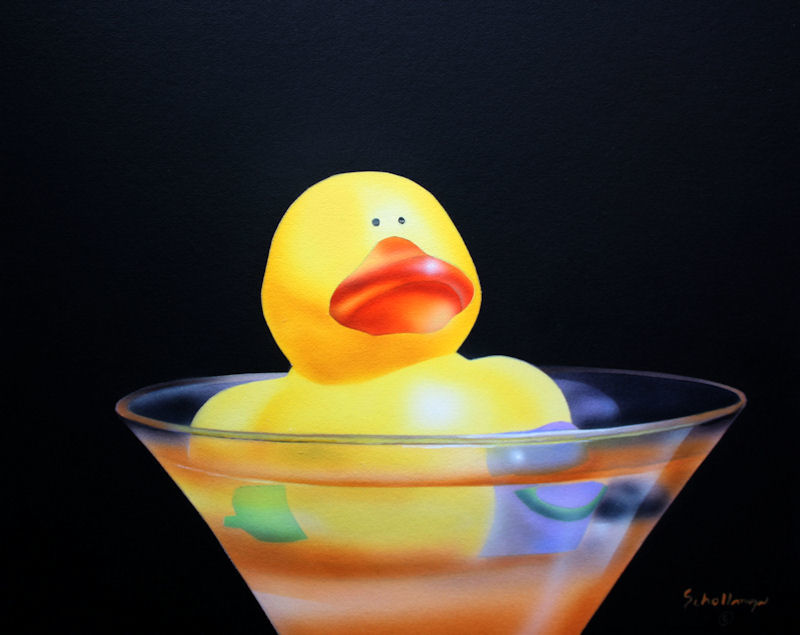 Whatever Floats Your Duck