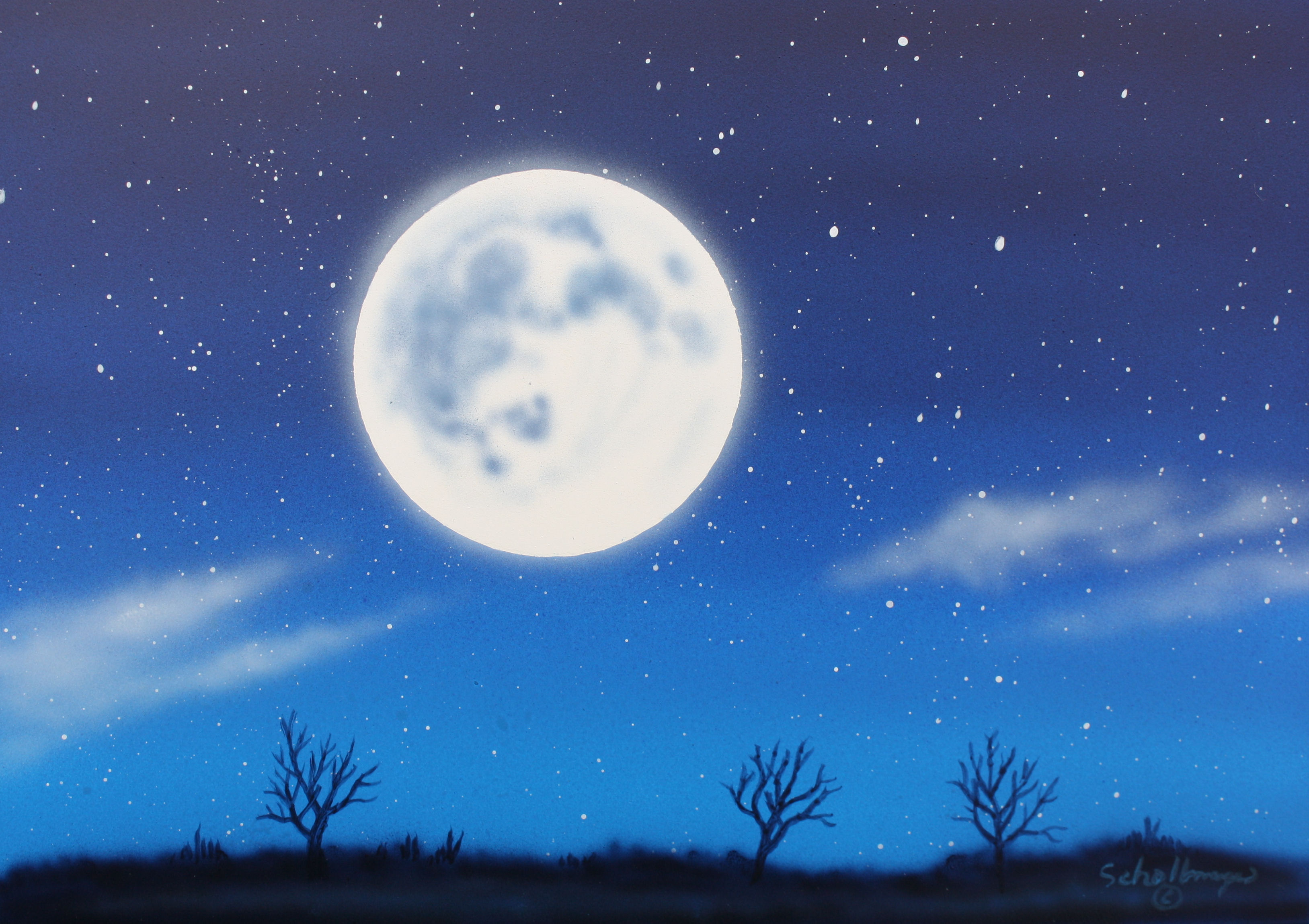 A Van Gogh Night