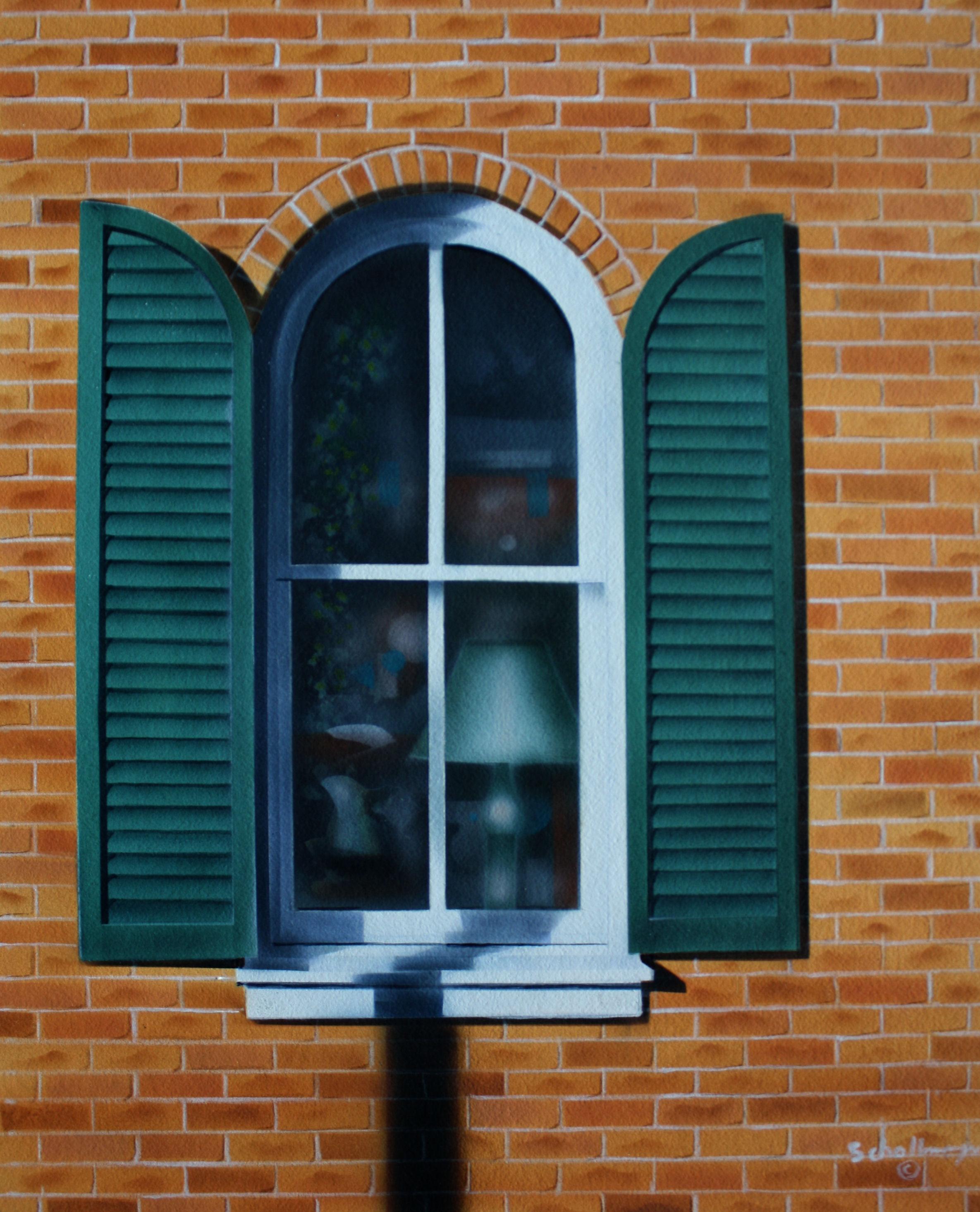 East Window (Mid-morning)