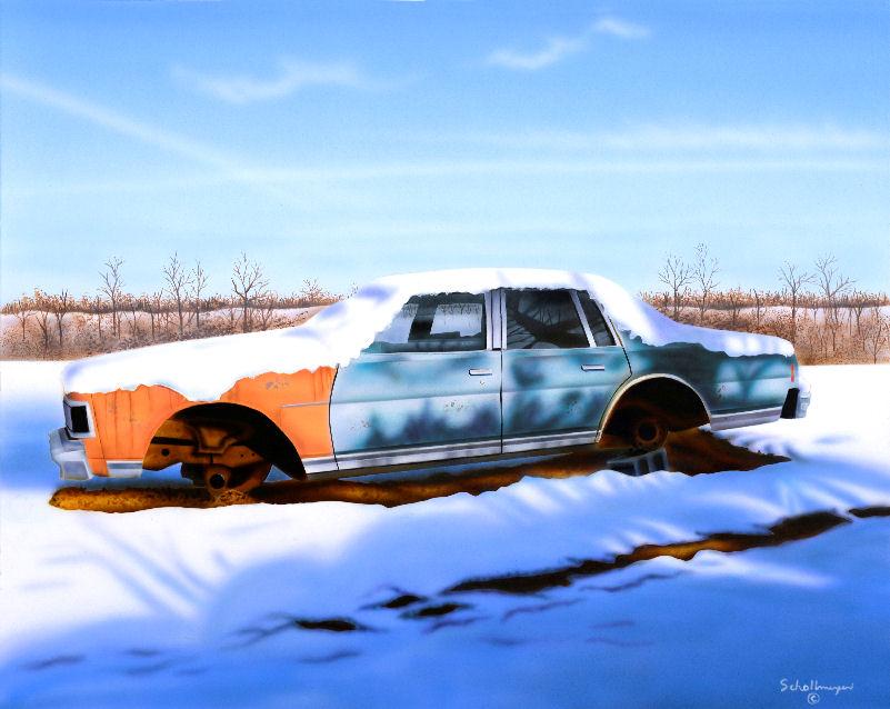 Frozen Relic