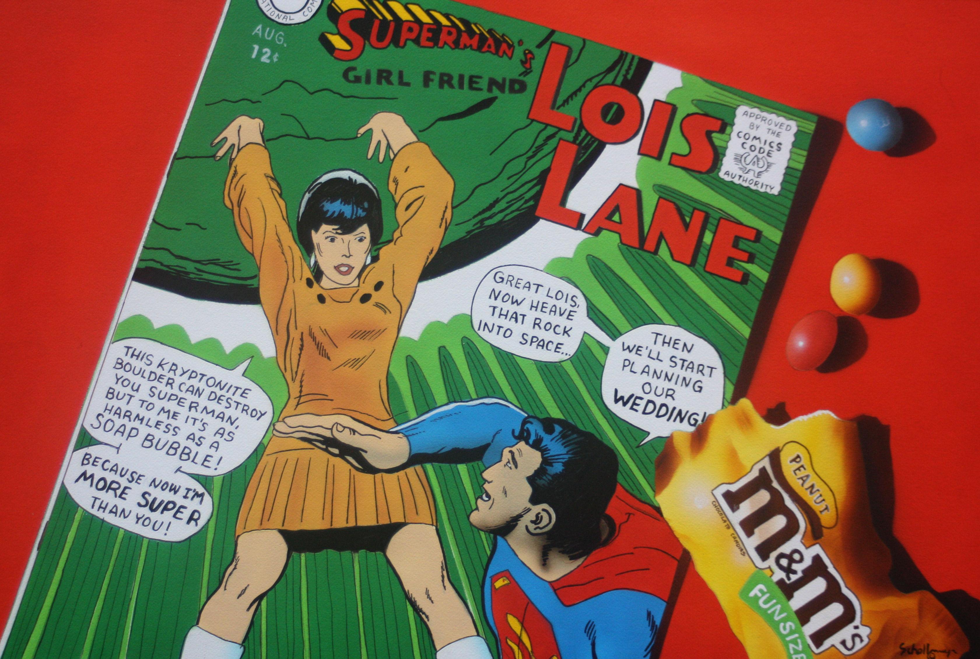 Lois & M&Ms