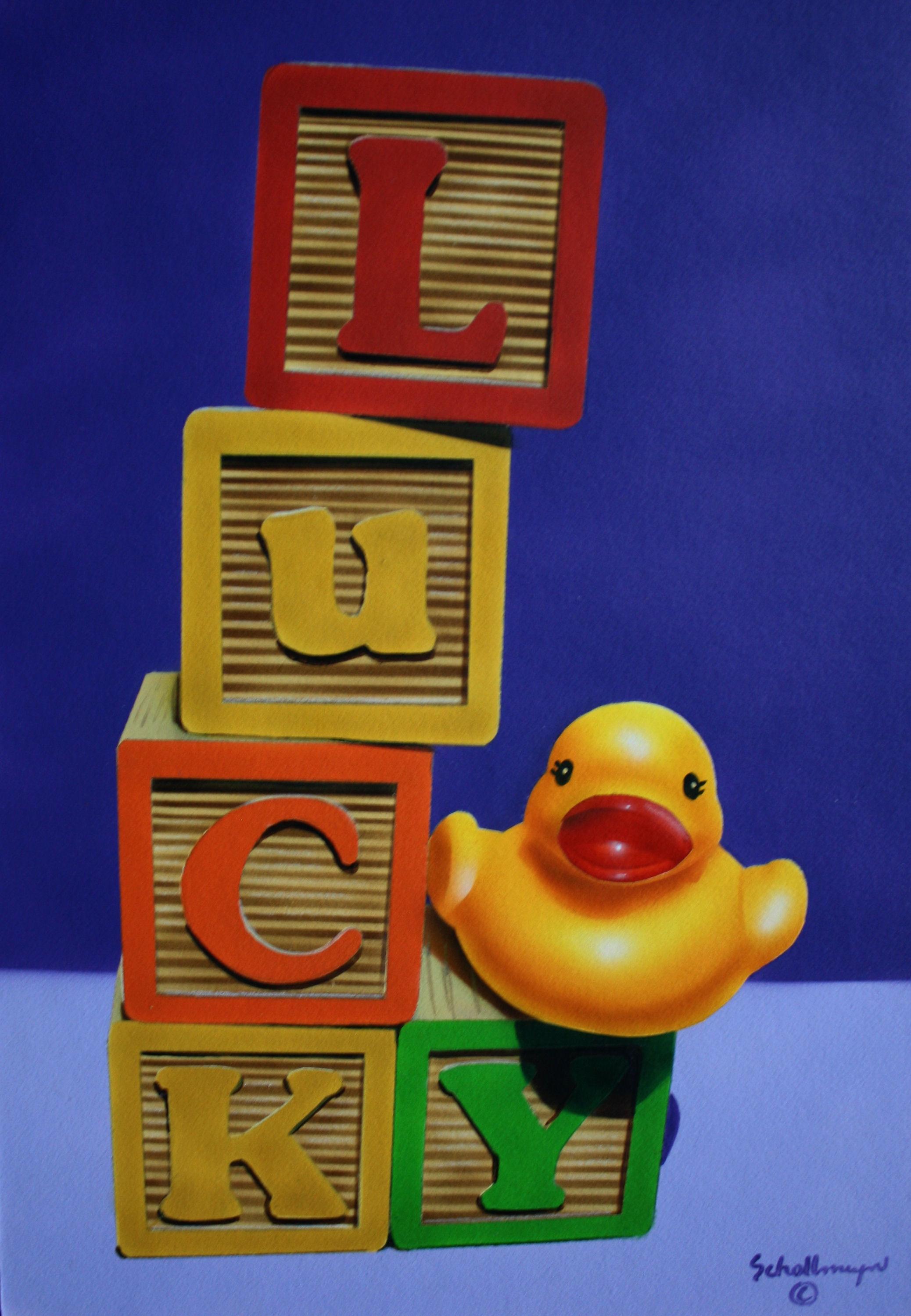 Lucky Duck?