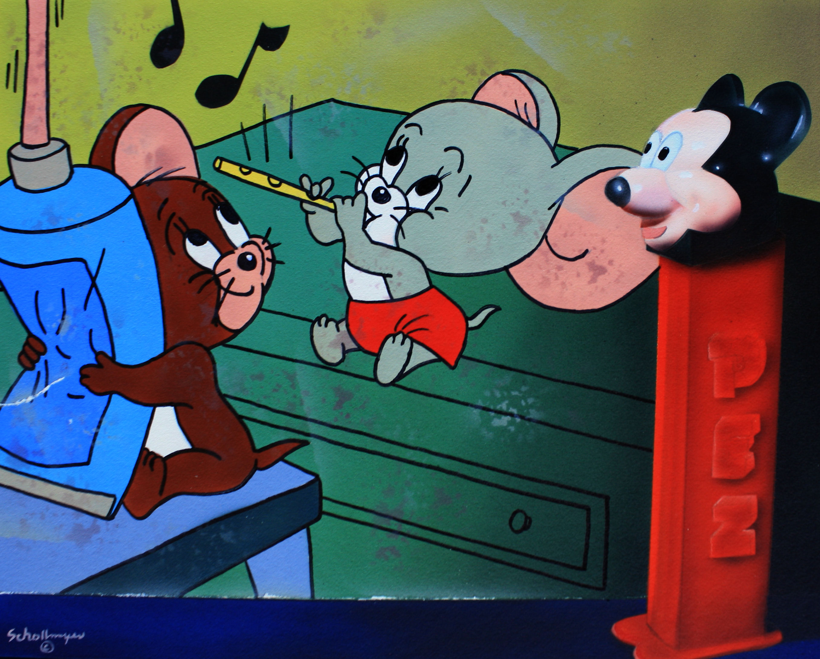Mice Unite