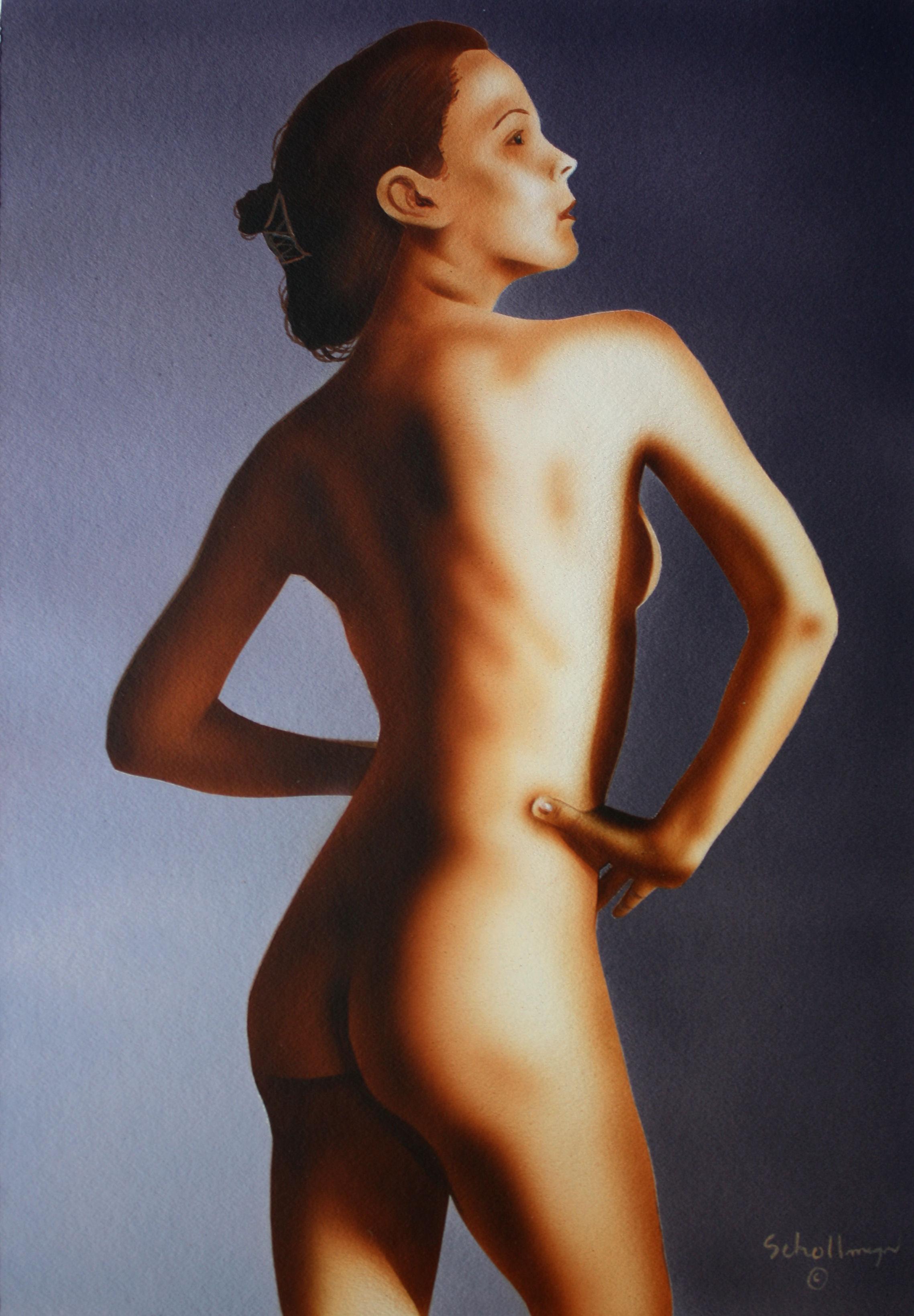 Nude Study # 6