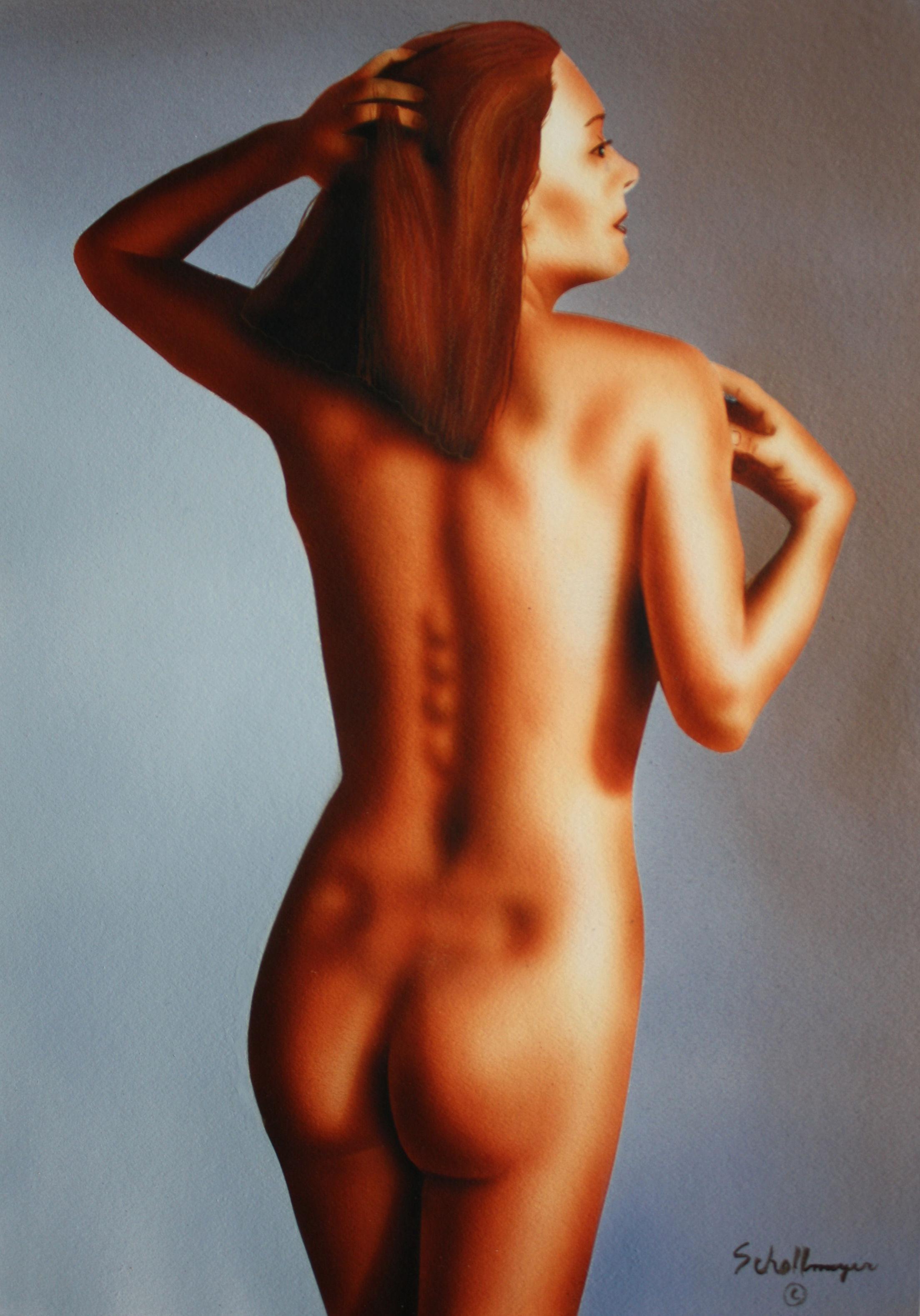 Nude Study # 7