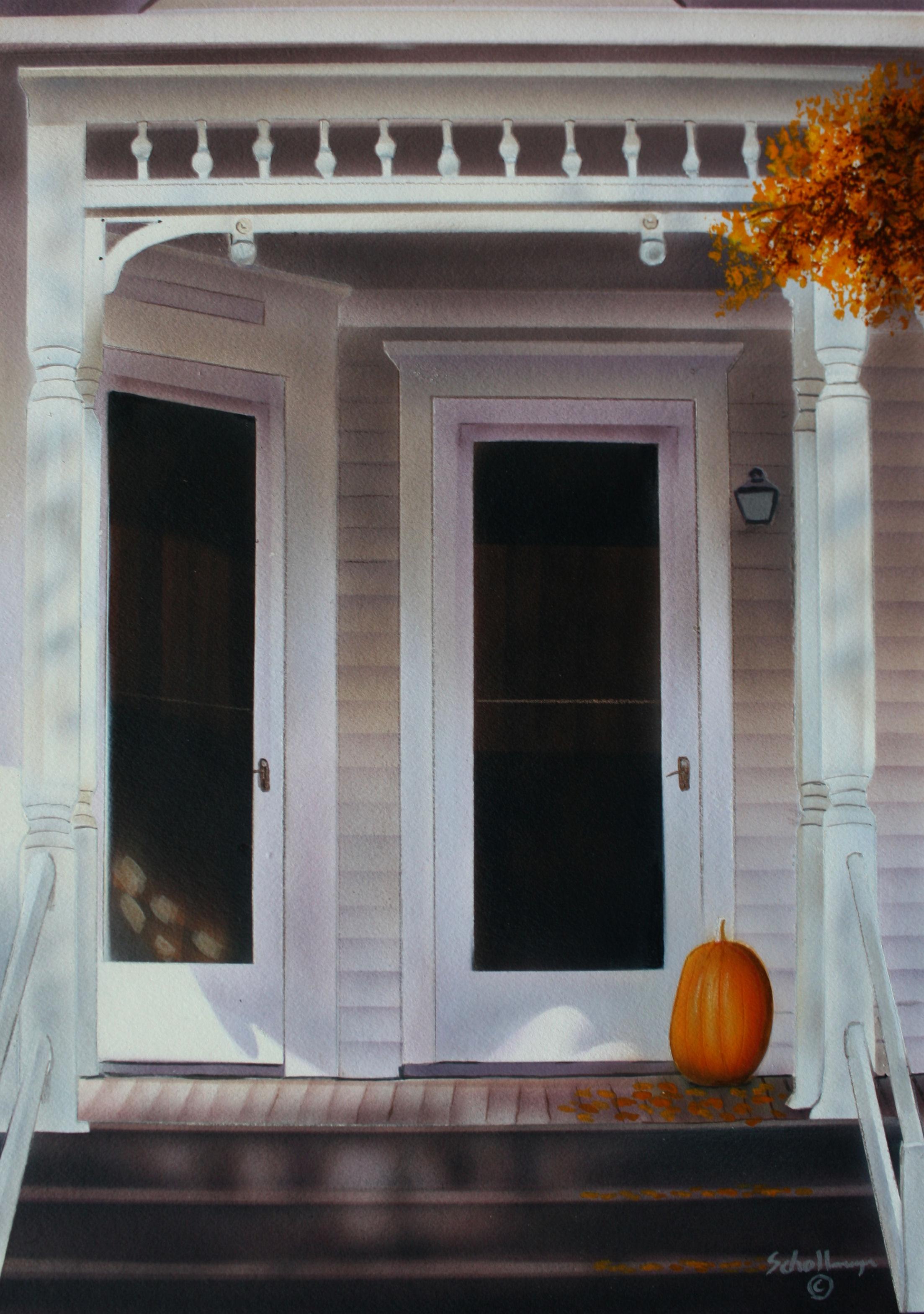 October Porch