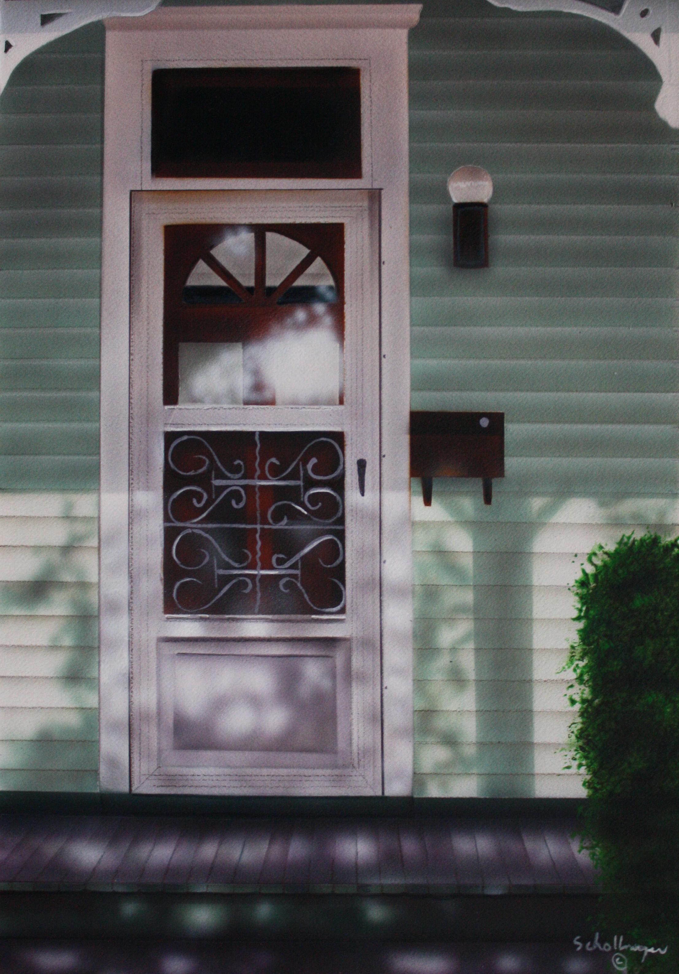 Porch on Cherry Street