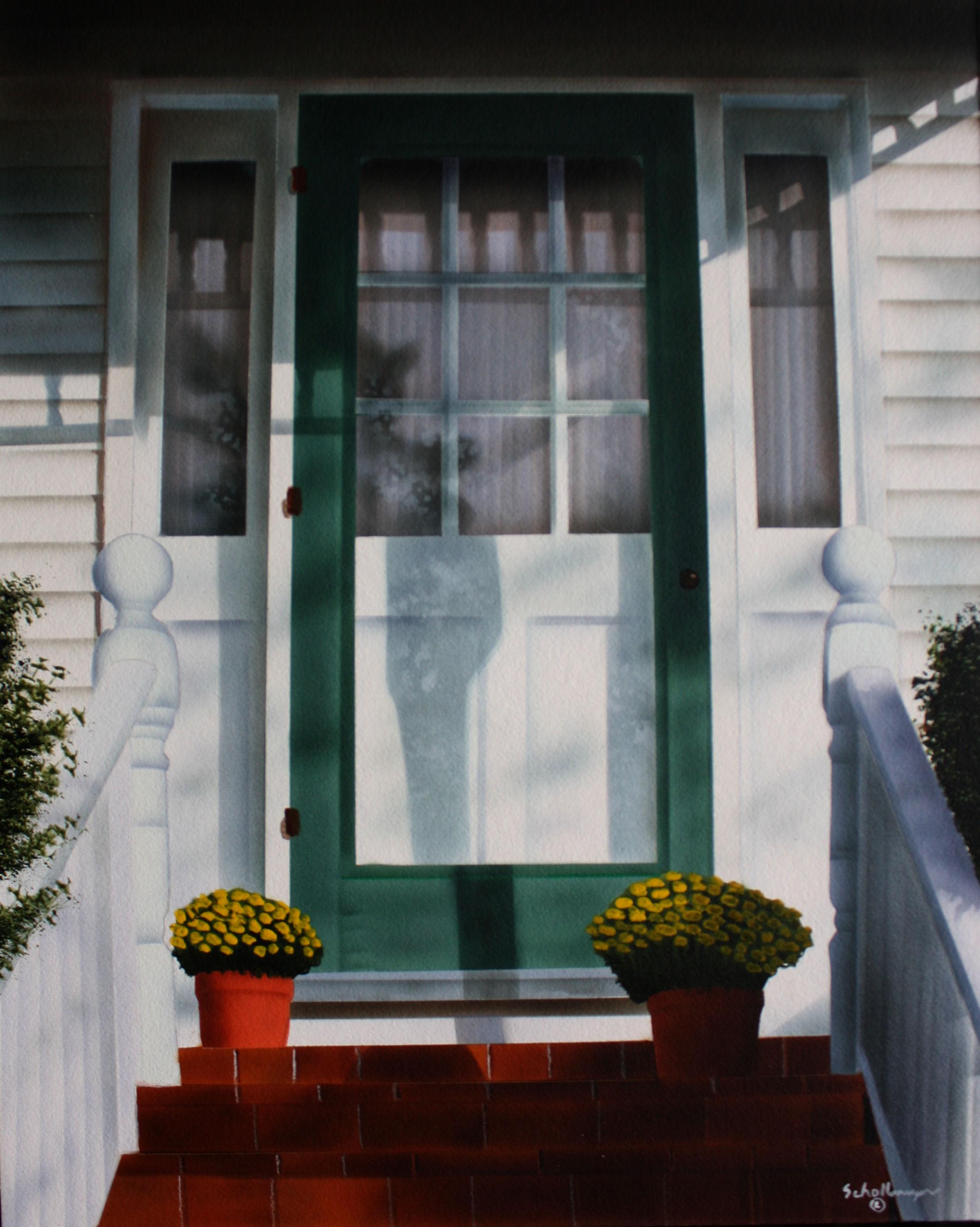 Porch on Maple Street