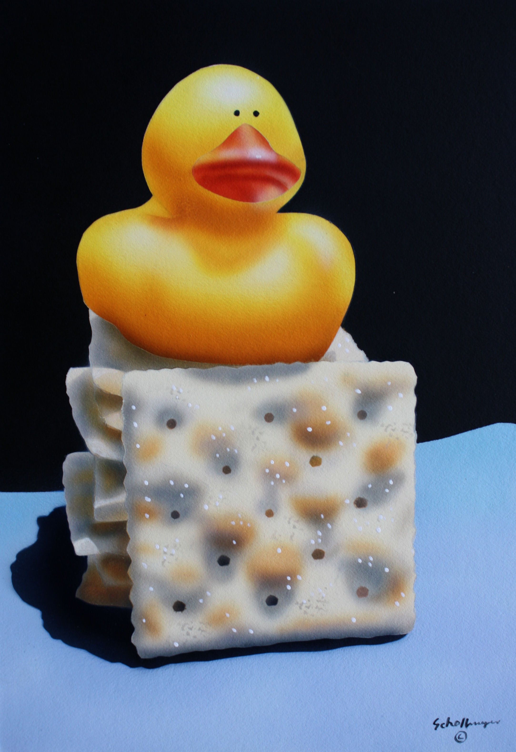 Quackers Anyone?