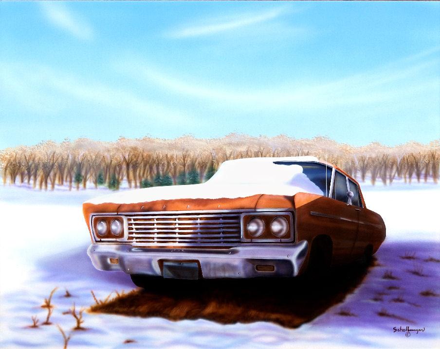 Requiem of Rust