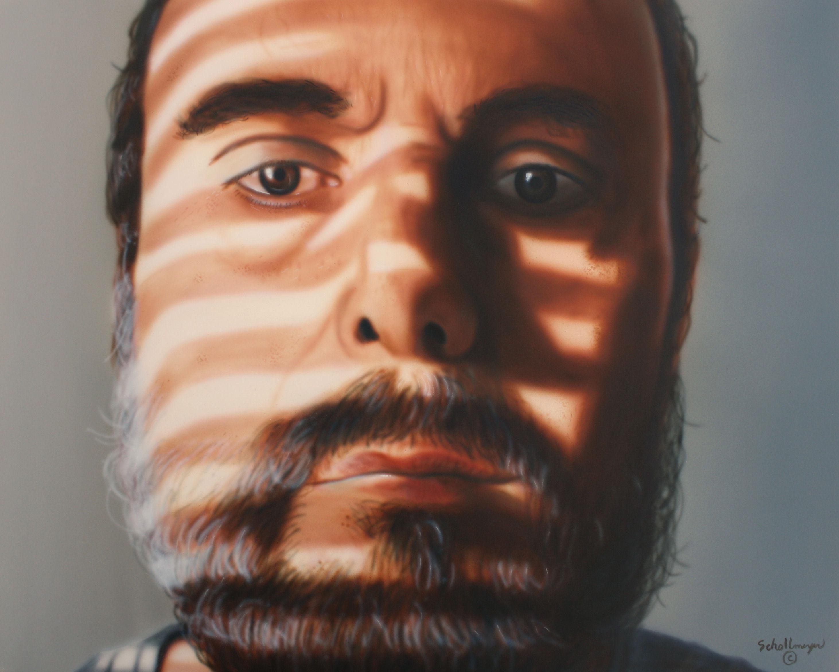 Self Portrait (Filtered Light)