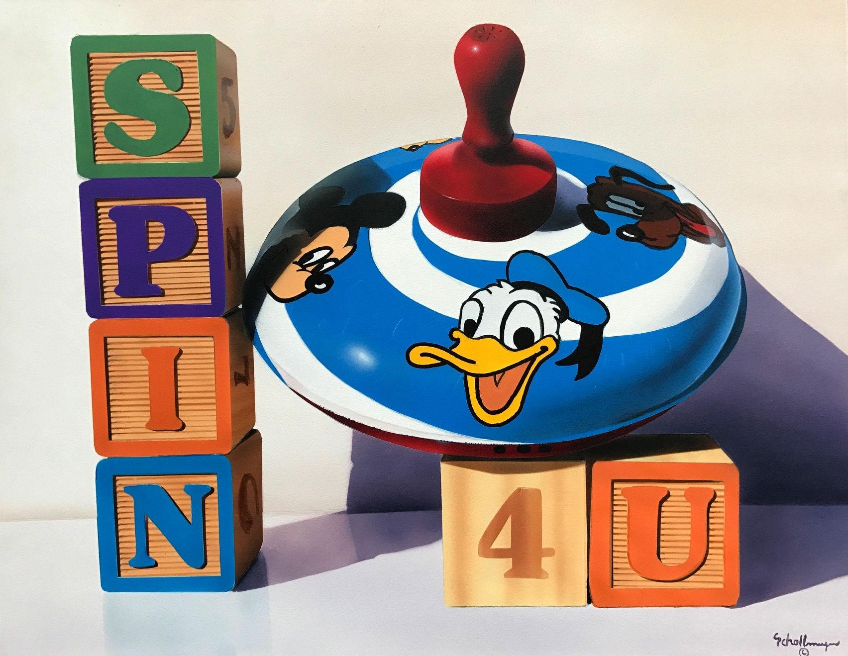 Spin 4 U