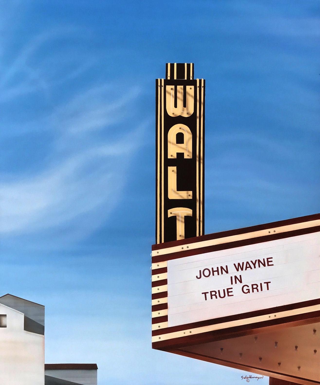 The Walt (John Wayne)